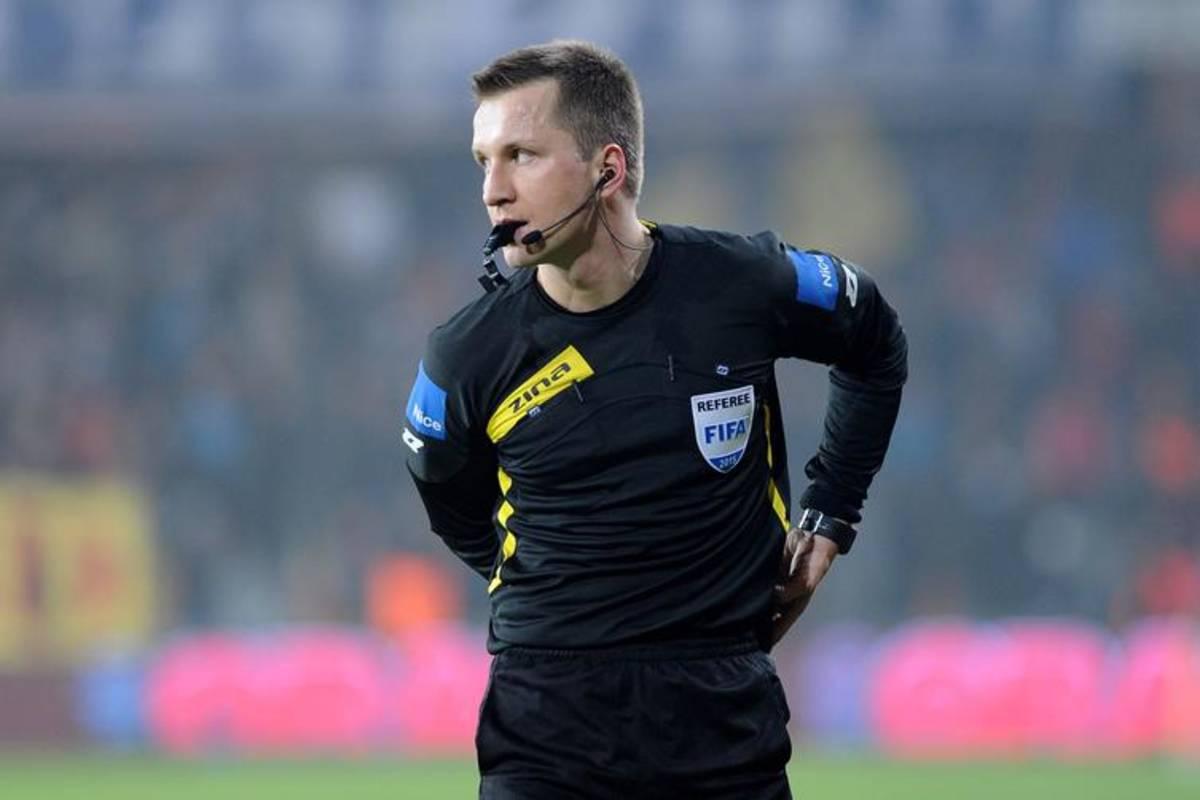 Sędziowie meczu Śląsk - Legia wyznaczeni do gwizdania w Lidze Mistrzów. Dostali ciekawe spotkanie