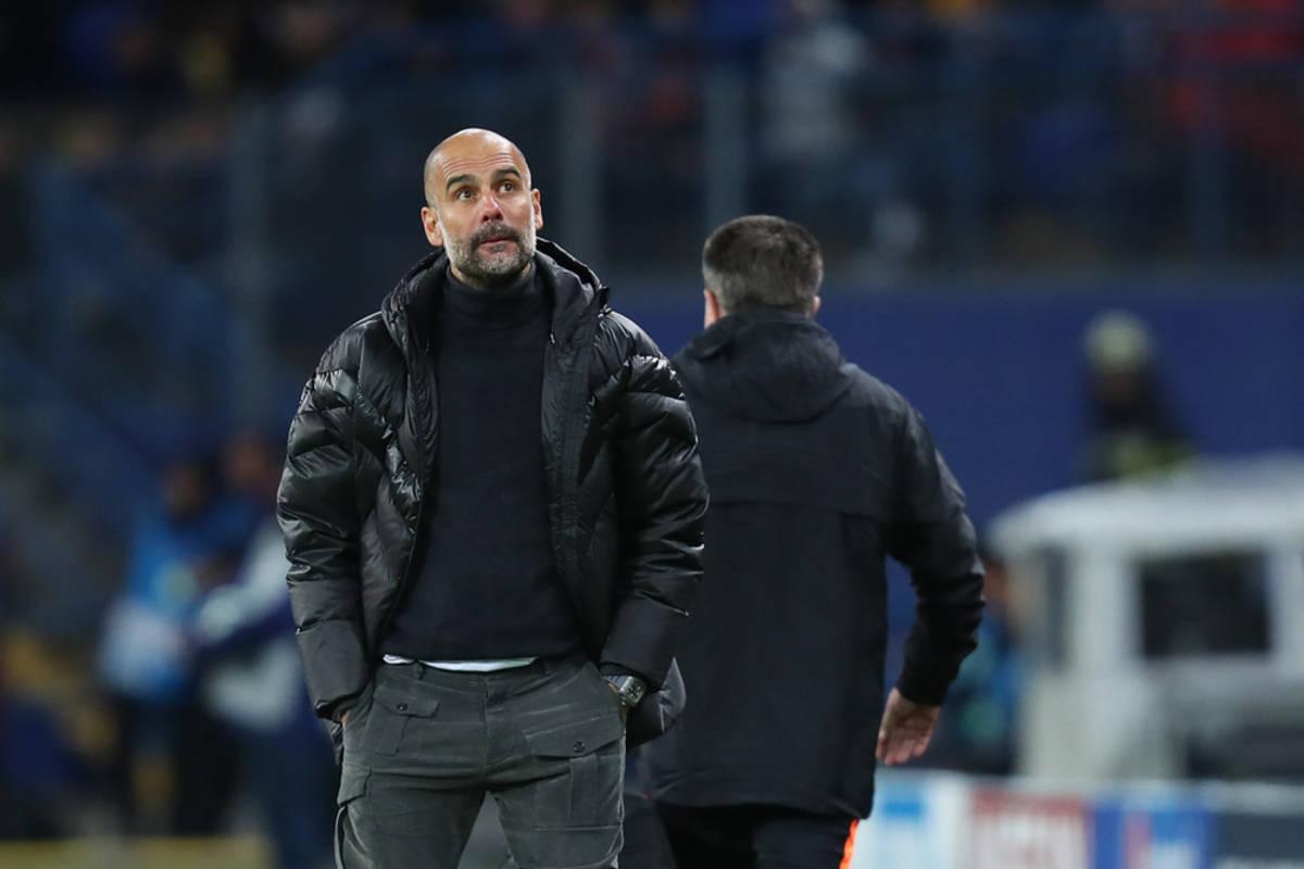 Manchester City. Pep Guardiola: Sergio Aguero nie jest jeszcze gotowy. Będę musiał dokonać zmian