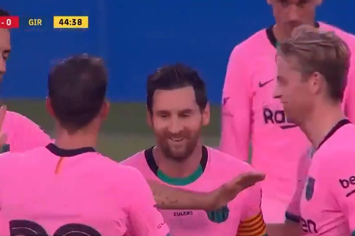 FC Barcelona wygrała drugi przedsezonowy sparing. Przepiękne trafienie Leo Messiego [WIDEO]