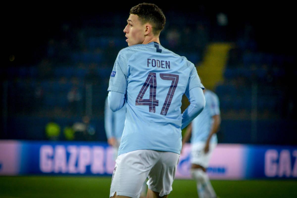 Manchester City Pep Guardiola Radzi Philowi Fodenowi Nie