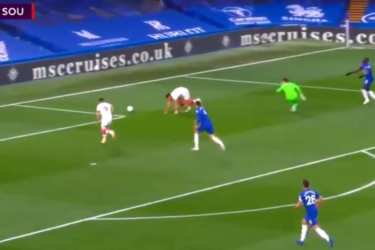 Kolejny koszmarny błąd Kepy kosztował Chelsea FC stratę punktów! Nie pomógł świetny występ Wernera [WIDEO]