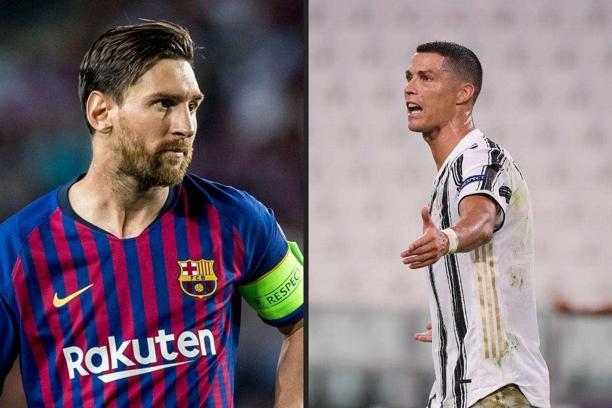 FC Barcelona. Leo Messi i Cristiano Ronaldo w jednej drużynie? PSG szykuje się na wielkie zakupy
