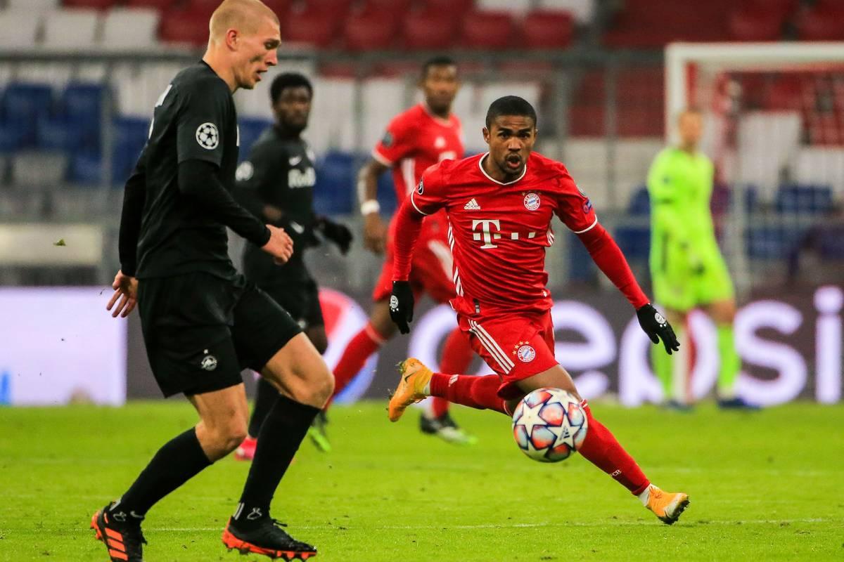 Bayern Monachium rezygnuje ze skrzydłowego. Jeszcze tej