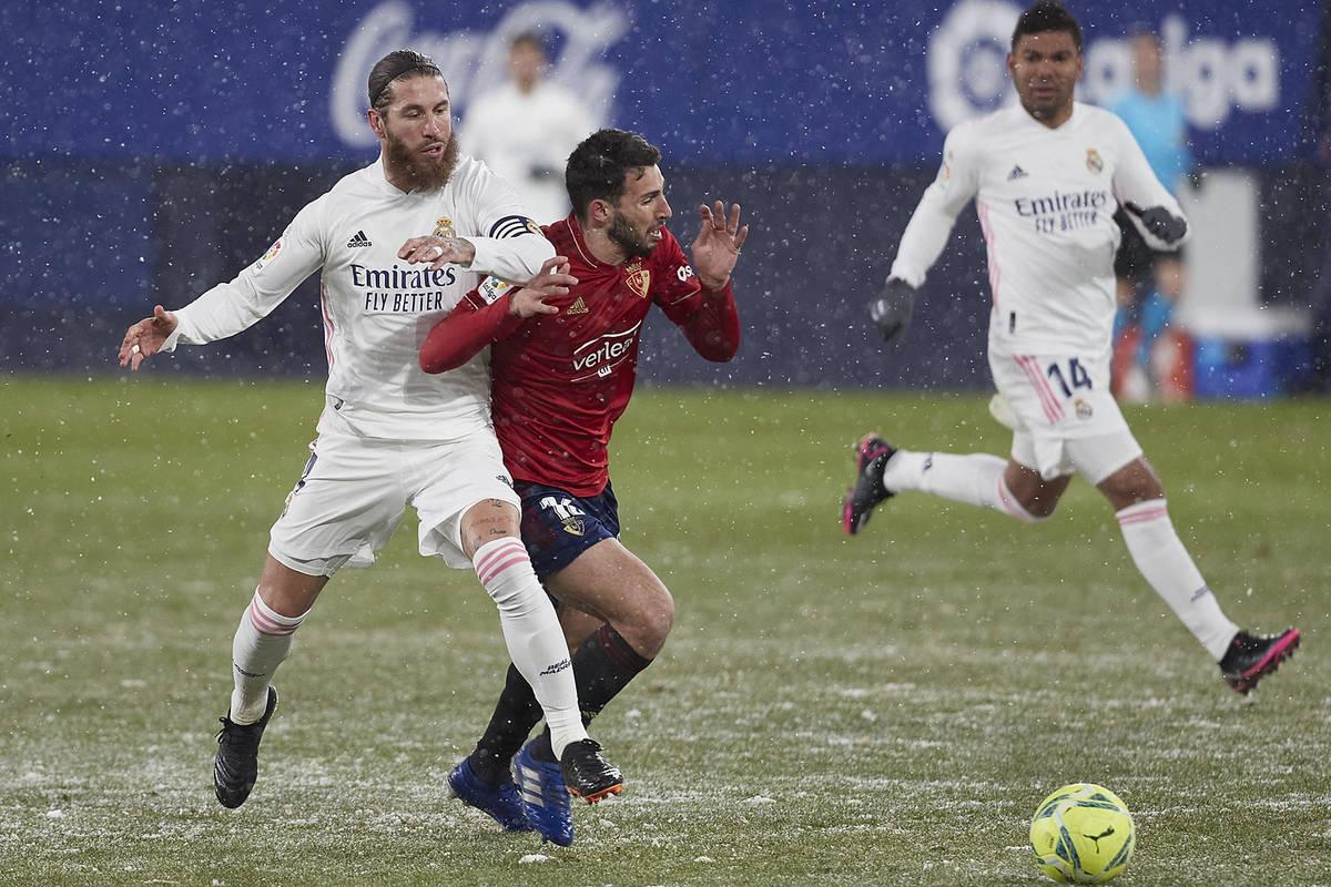 Real Madryt. Szef PSG złożył obietnicę Florentino Perezowi. Chodzi o Sergio Ramosa