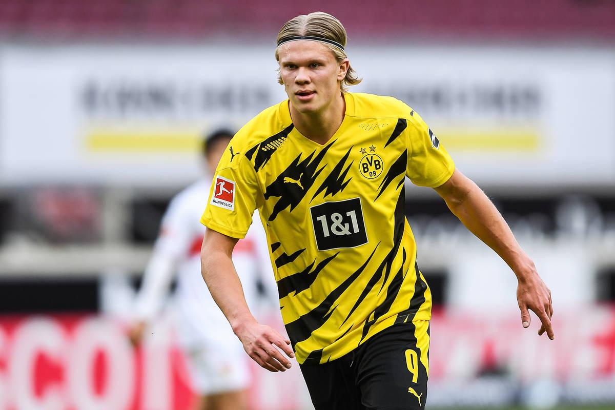 Składy na mecz Besiktas - Borussia Dortmund. Erling Haaland w wyjściowej jedenastce