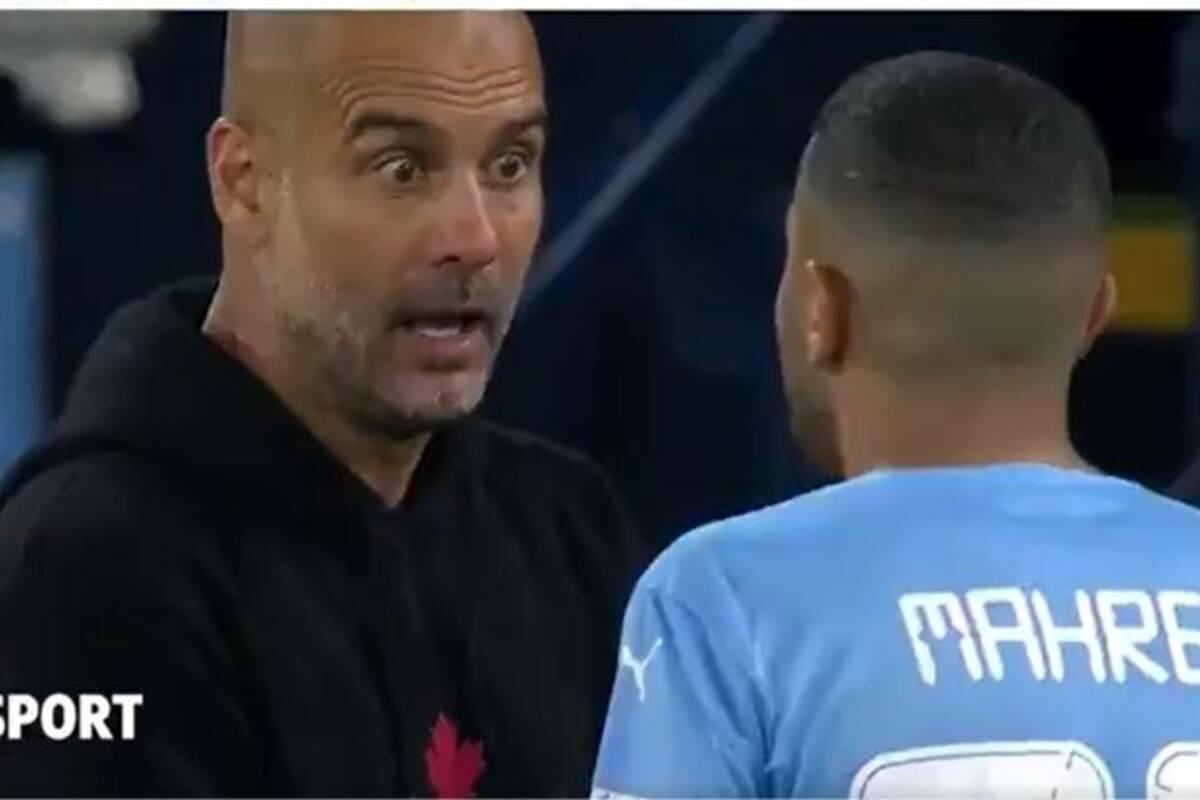 """Man City. Rozjuszony Pep Guardiola zafundował swoim piłkarzom """"suszarkę"""". Zdecydowana reakcja Hiszpana [WIDEO]"""