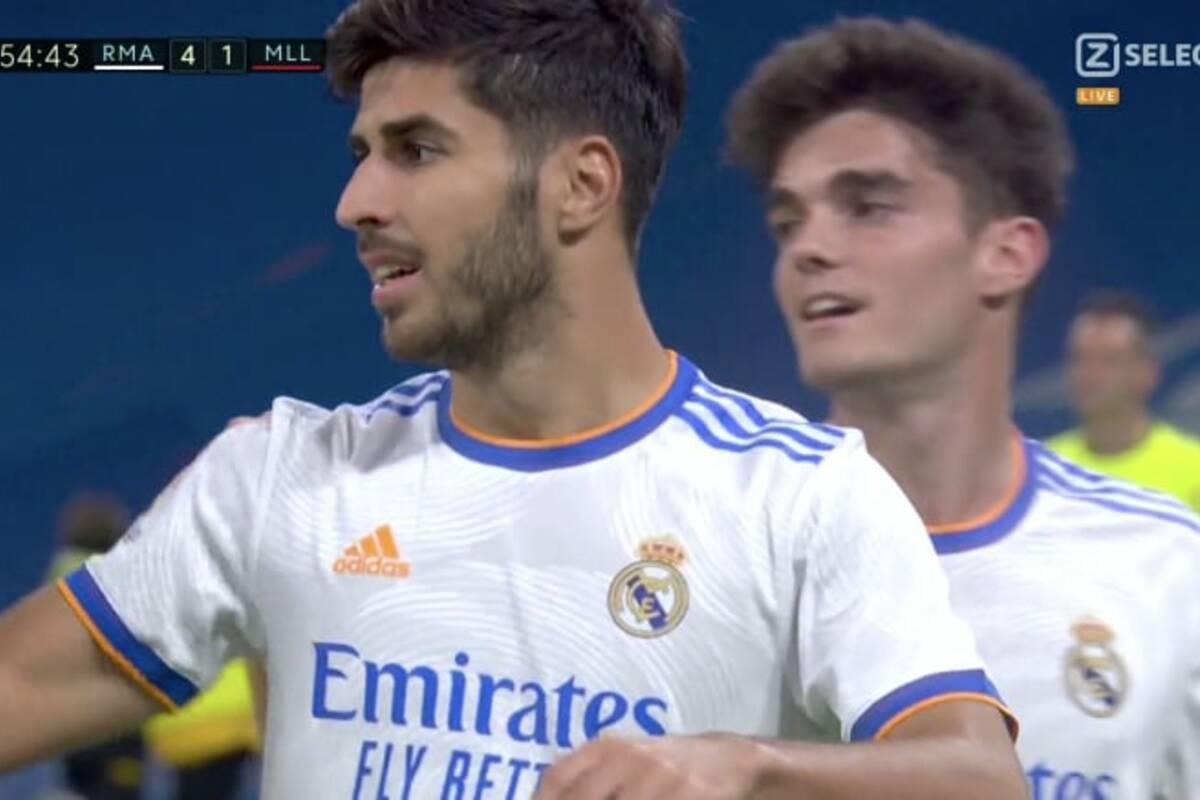 Marco Asensio triplu, Karim Benzema dublu!  Un alt meci extraordinar de la Real Madrid [WIDEO]
