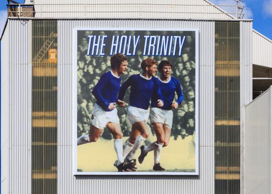 Zmarł legendarny trener Evertonu