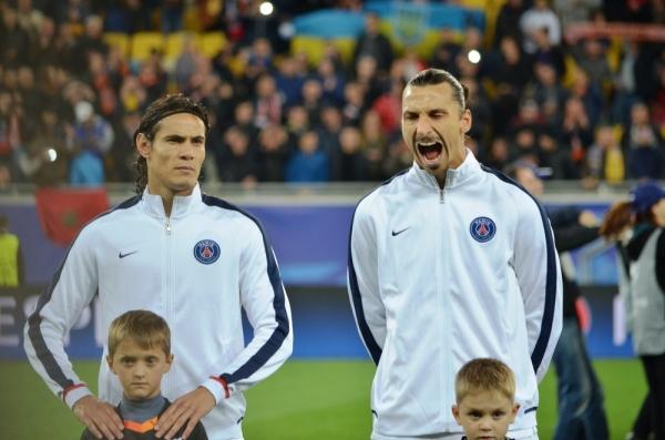 Wygrana PSG, dwa gole Zlatana