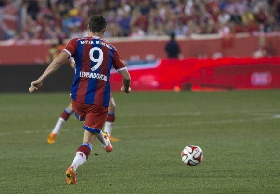 Lewandowski dosadnie o odrzuceniu przez Legię: Wtedy pierwszy raz dostałem kopa w dupę