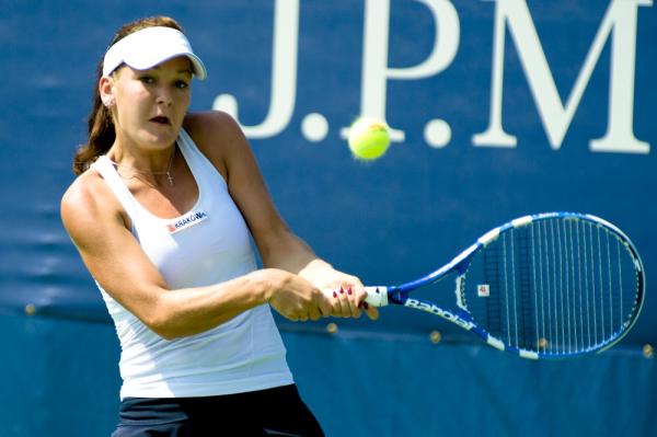 Radwańska wycofała się z turnieju w Moskwie