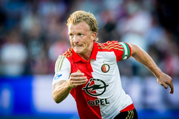 Imponujący Feyenoord, hat-trick Kuyta