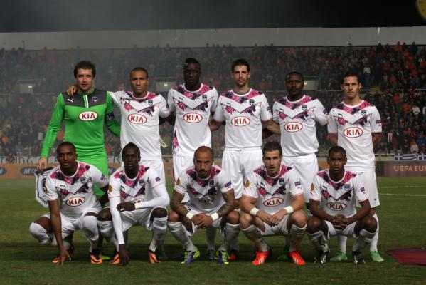 """Ligue 1: Zwycięstwo """"Żyrondystów"""", Lewczuk na ławce"""