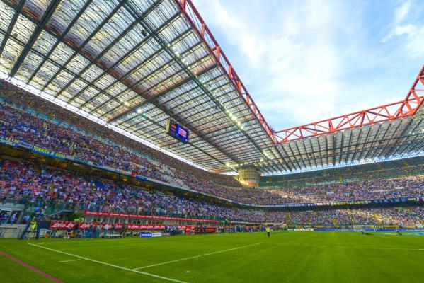 Derby Włoch na remis