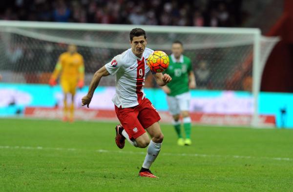 Lewandowski: Nie porównujcie mnie z Messim i Ronaldo