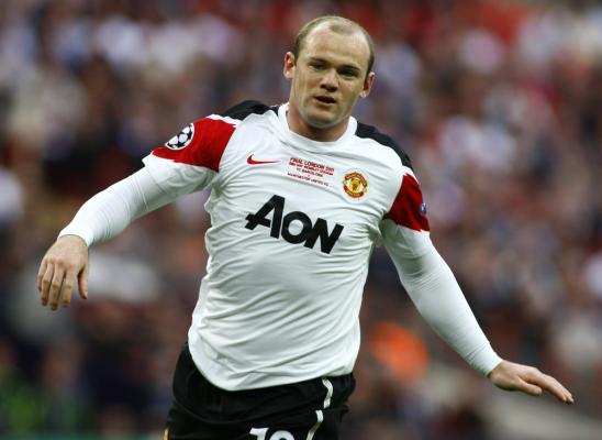 """""""Rooney najlepszy w historii brytyjskiej piłki"""""""