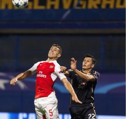 Gabriel Paulista może zagrać z Bayernem