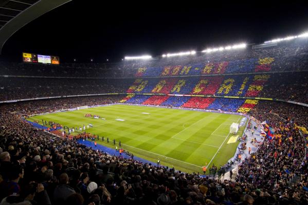 Kolejna kara UEFA dla Barcelony