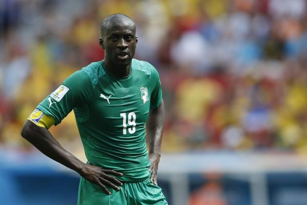 Yaya Toure: Nie jestem szczęśliwy