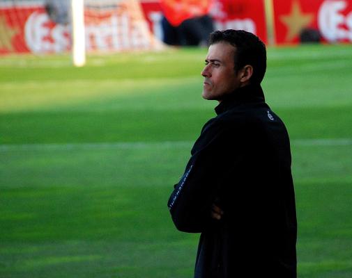 Luis Enrique: Liderem jest Messi, nie możemy szukać kolejnych