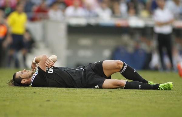 Kolejna kontuzja Garetha Bale'a
