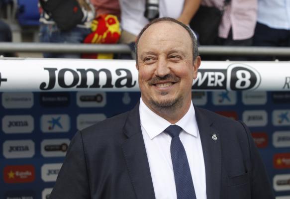 Benitez: To był wielki Real Madryt