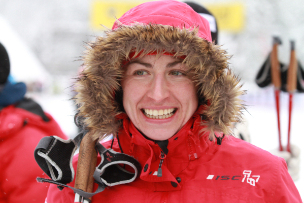 Justyna Kowalczyk w norweskiej drużynie