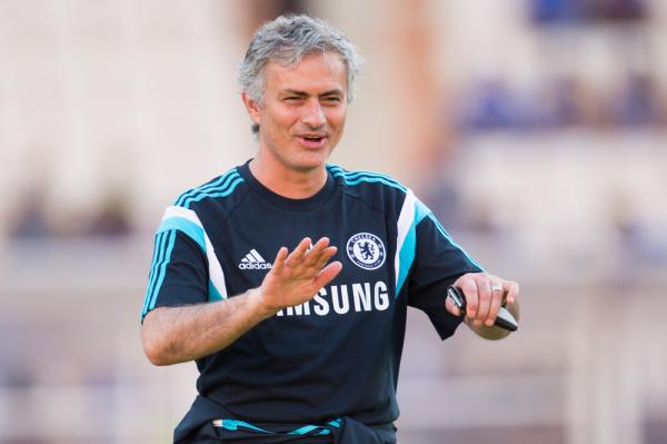 """""""Z Mourinho nigdy nie jest nudno"""""""