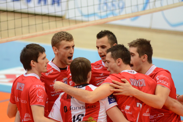 Turniej Ligi Mistrzów siatkarzy w Krakowie?