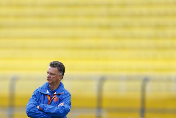 Van Gaal: Manchester City faworytem