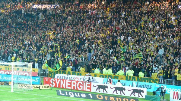 Nantes pokonało Caen