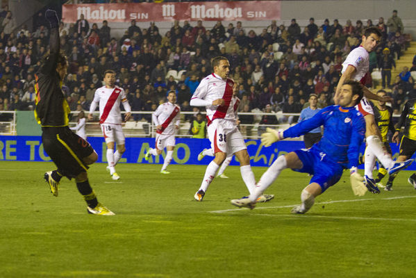 Rayo Vallecano pokonało Espanyol