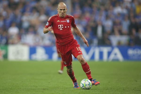 Robben wraca do gry