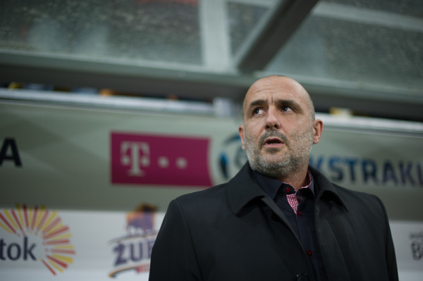 Trener Cracovii: Beniaminki bardzo dobrze sobie radzą