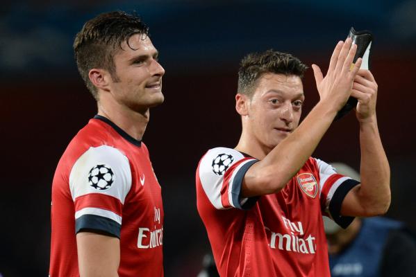 Arsenal pokonał Everton i awansował na pierwsze miejsce