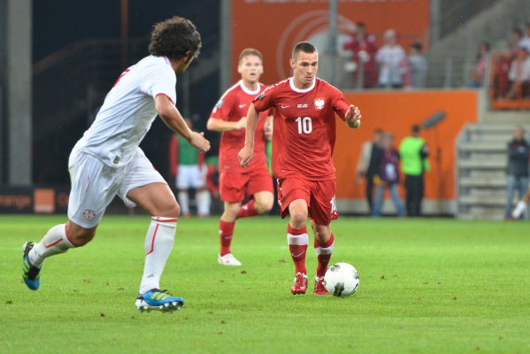 Liga izraelska: Pierwszy gol Obraniaka