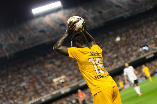 Malaga wygrała z Deportivo La Coruna