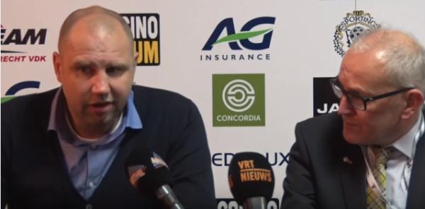 Belgia: Zwolniono trenera Starzyńskiego