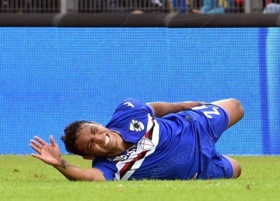 Sampdoria rozbiła Veronę, Wszołek poza kadrą