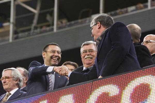 Prezydent Barcelony: Kara od UEFA to naruszenie praw