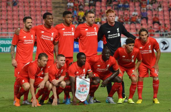 Remis Liverpoolu z Southampton
