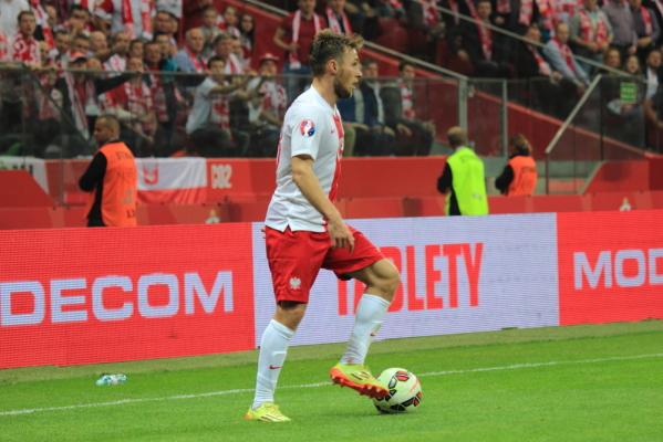 Terek zremisował z CSKA, Rybus wszedł z ławki