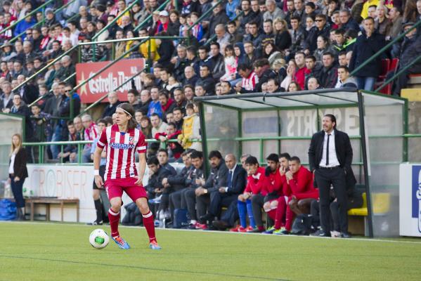 Atletico Madryt lepsze od Valencii
