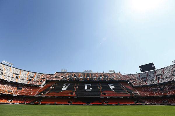 Poważna kontuzja piłkarza Valencii