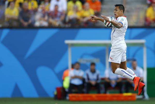 Real Madryt zabiega o Alexisa Sancheza