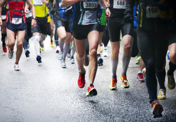 Oszustwo na maratonie. Przebiegł... tylko kilometr