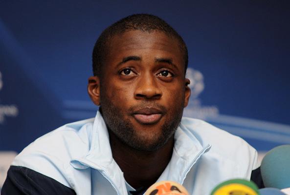 Yaya Toure: Zostałem w City tylko dla niego