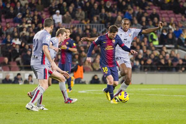 Messi chce zdążyć na El Clasico