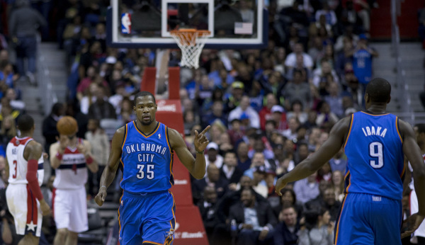 NBA: Thunder lepsi od Spurs