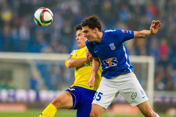 Piłkarze Lecha: Burić broni fantastycznie